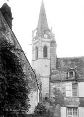 Eglise paroissiale Saint-Maurice - Clocher, côté nord-est