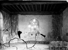 Ancien hôtel-Dieu - Chapelle : Vue intérieure