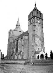 Eglise paroissiale Saint-Laurent - Ensemble nord-ouest