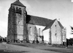 Eglise Saint-Aignan - Ensemble sud
