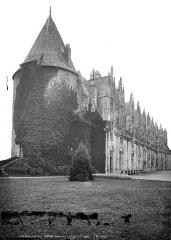 Château - Ensemble nord-est