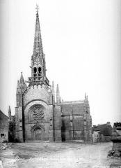 Eglise ou chapelle Notre-Dame - Ensemble ouest