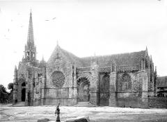 Eglise ou chapelle Notre-Dame - Ensemble sud