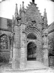 Eglise ou chapelle Notre-Dame - Portail de la façade sud