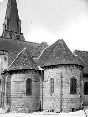 Eglise paroissiale Saint-Jean-Baptiste - Abside