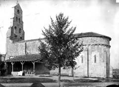 Eglise Saint-Jean-Baptiste de Cazeaux - Ensemble sud