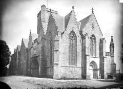 Eglise Saint-Martin - Ensemble nord-ouest