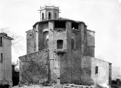 Eglise du Saint-Sacrement - Abside