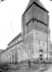 Eglise Saint-Genest - Ensemble nord-ouest