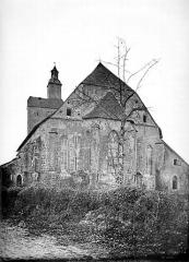 Eglise Notre-Dame-de-l'Assomption ou de l'Assomption de la Bienheureuse Vierge Marie - Ensemble est