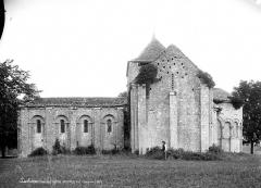 Eglise Saint-Denis - Ensemble sud