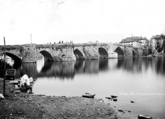Pont Saint-Martial - Ensemble, côté est
