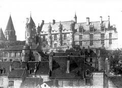 Château et son enceinte - Logis Royal : Ensemble est