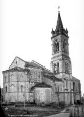 Eglise paroissiale Saint-Pierre - Ensemble nord-est