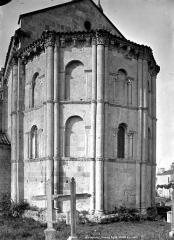 Eglise paroissiale Saint-Pierre - Abside