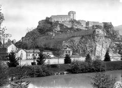 Château fort - Vue générale