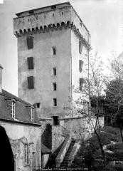 Château fort - Donjon