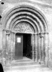 Eglise des Templiers - Portail