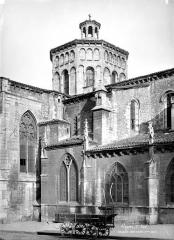 Eglise Saint-Paul - Façade nord : Coupole