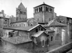 Eglise Saint-Martin-d'Ainay - Ensemble sud-est