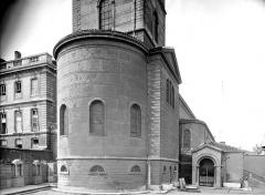 Eglise Saint-Irénée - Abside, côté nord-est