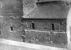 Eglise de la vieille Major (ancienne cathédrale) - Façade nord, côté abside