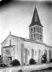 Eglise Saint-Julien - Ensemble sud-ouest