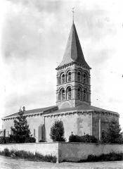 Eglise Saint-Julien - Ensemble sud-est
