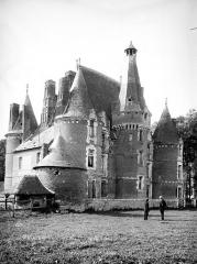 Château de Martainville - Ensemble sud-est