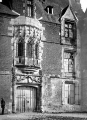 Château de Martainville - Façade