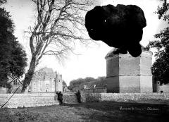 Château de Martainville - Petit pavillon dans le parc