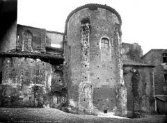 Eglise Sainte-Quitterie du Mas d'Aire - Abside