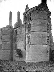 Château - Façade sud-est