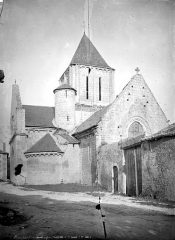 Eglise Saint-Jean-Baptiste - Ensemble ouest