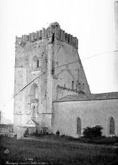 Eglise Saint-Jean-l'Evangéliste - Clocher, côté sud-est