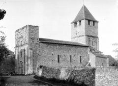 Eglise Saint-Didier - Ensemble sud-ouest