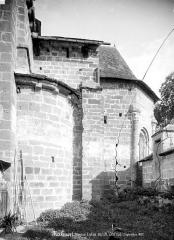 Eglise Saint-Sanctin ou Saint-Xantin - Abside, côté sud