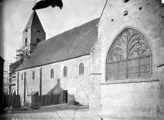 Eglise collégiale Notre-Dame - Façade sud