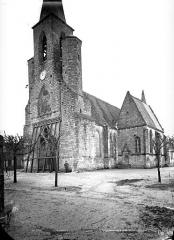 Eglise Sainte-Marie-Madeleine - Ensemble sud-ouest