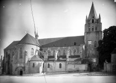 Eglise Saint-Liphard - Ensemble sud