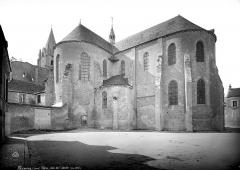 Eglise Saint-Liphard - Angle sud-est