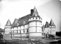 Domaine de Mesnières - Ensemble nord-ouest