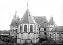 Domaine de Mesnières - Ensemble nord
