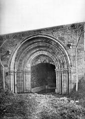 Ruines du château dit de Terride - Fontaine