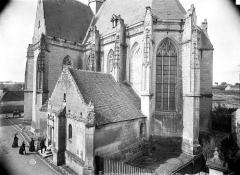 Eglise paroissiale Saint-Jean-Baptiste - Ensemble sud-est