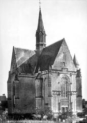 Eglise paroissiale Saint-Jean-Baptiste - Ensemble nord-ouest
