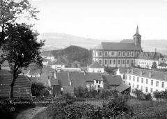 Ancienne abbaye - Ensemble nord