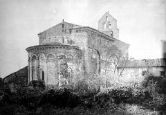 Eglise Saint-Christophe des Templiers - Ensemble nord-est