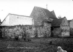 Ancien prieuré Saint-Gilles - Façade sud