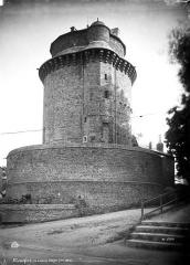 Tour du château ou ancien donjon (ancienne prison) - Vue d'ensemble